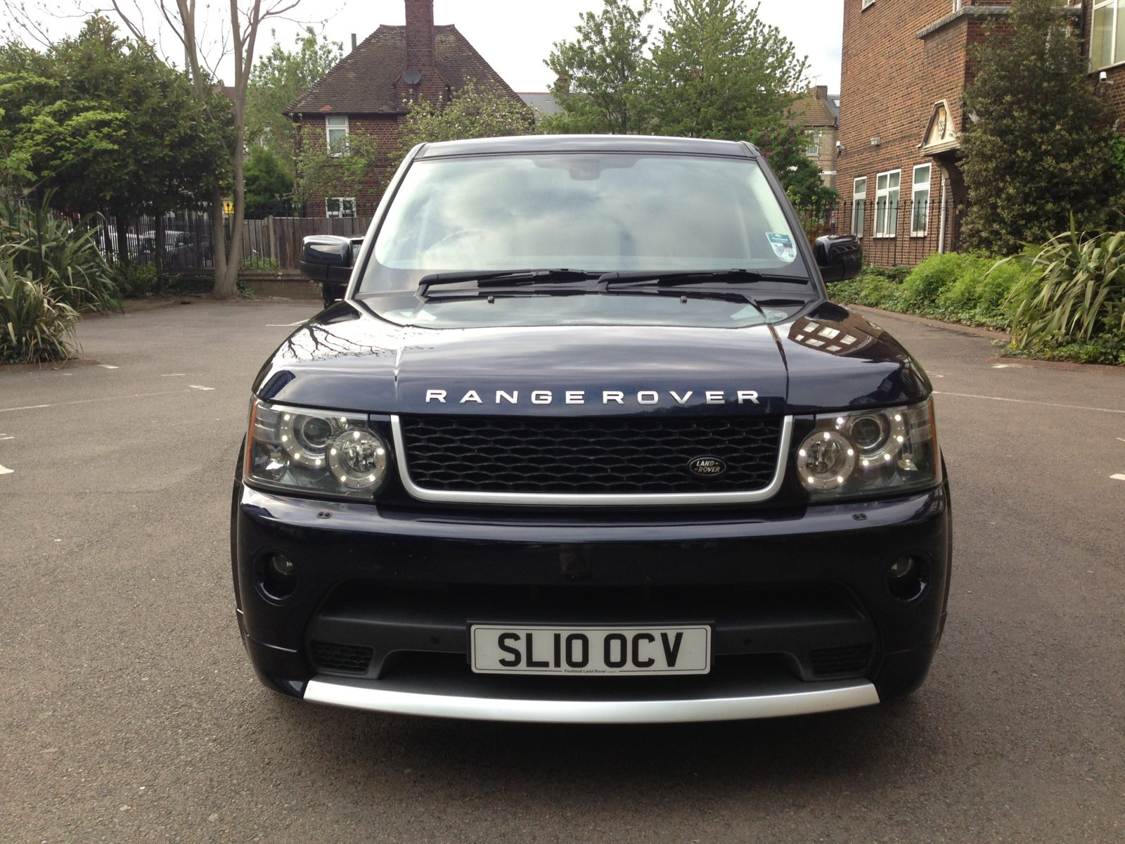 Range Rover Sport Autobiography Kit 2013