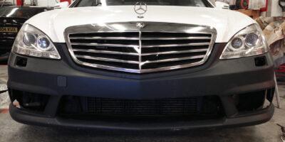 Mercedes SL65 AMG Black Series Bodykit 2013