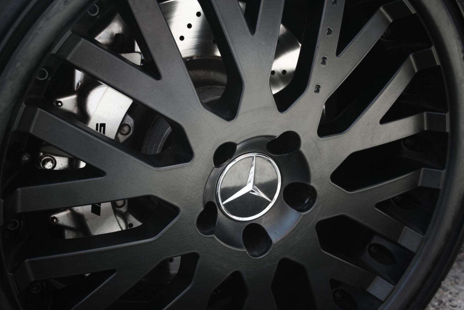 Mercedes V12 BiTurbo